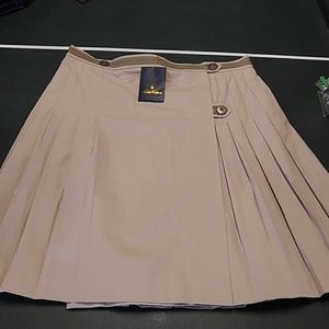 Brooks brothers nude skirt size 10